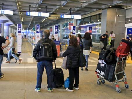 Argentina aumenta el cupo diario de pasajeros internacionales