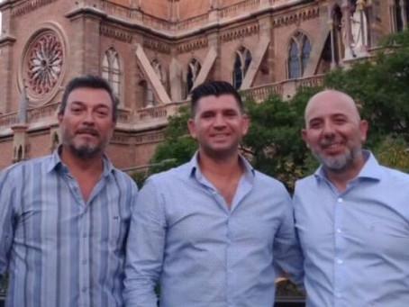 """Mauricio Ruiz: Nuestro trabajo no tiene fronteras ni techo"""""""