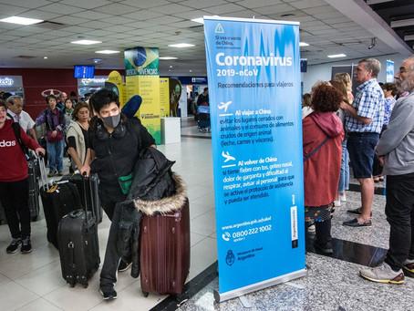 Coronavirus, como funciona la asistencia al viajero