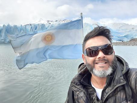 """Sergio Melone: """"un soñador con las valijas hechas"""""""