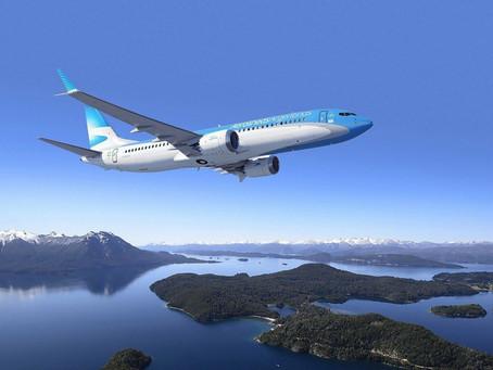 Aerolíneas implementará un vuelo directo entre San Pablo y Bariloche