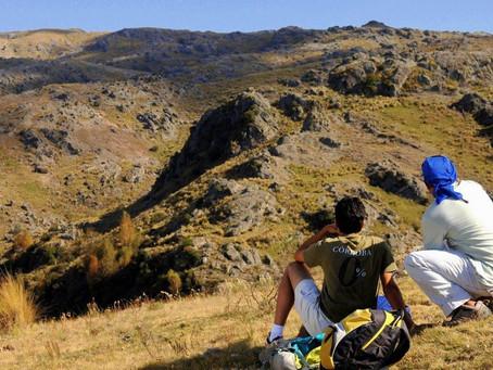Sendero al Cerro Wank