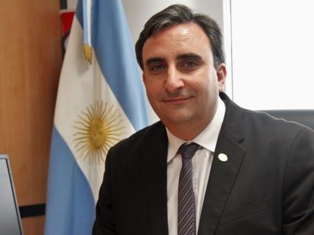 Gustavo Hani fue reelegido como presidente de Faevyt