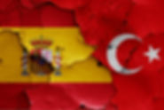 spanish turkish flag