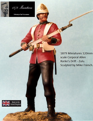 Corporal Allen 120mm Mike French
