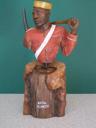 Natal Pioneer Bust