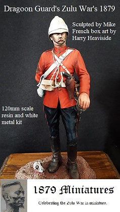 N.C.O. Dragoon Guards. 120mm Mike French