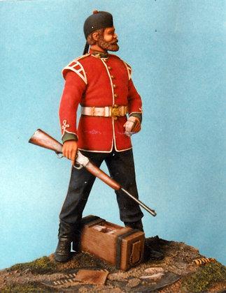 Bandsman 2nd Warwickshire 24th Regiment of Foot