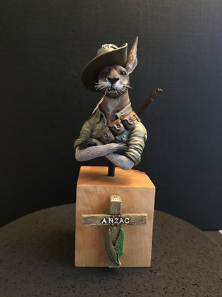 G'Day mate! The ANZAC Roo
