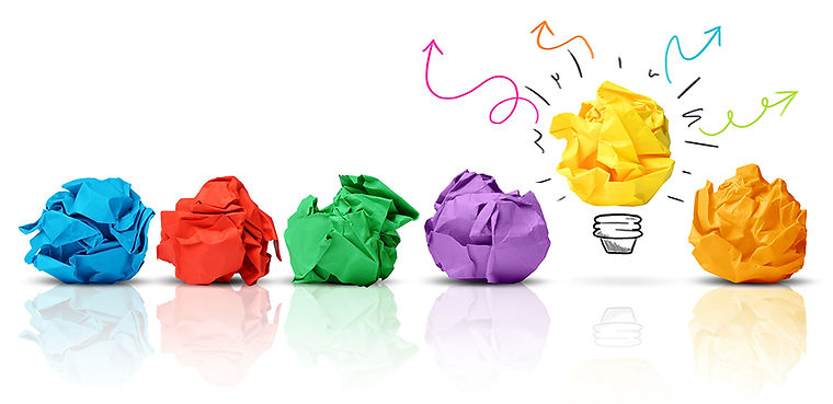 Creative Idea in 3...2...1...