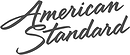 American Standard Logo. American Standard is a manufacturer that builds products for Bathrooms and Kitchens. Greene's Plumbing, Heating and Electrical installs and repairs their products. www.greenesplumbing.com