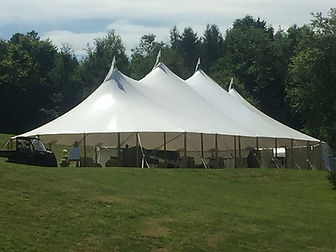 Sailcoth Wedding Tent