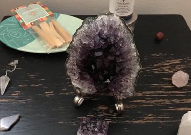 Healing Amethyst