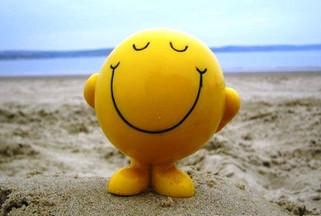Abraçar a felicidade