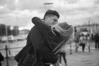 Profundo abraço
