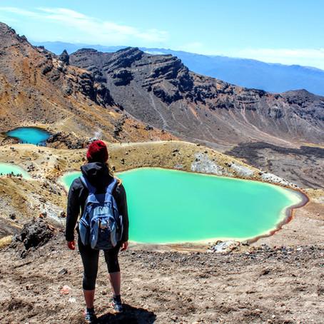 Alle tips voor de mooiste day-track van Nieuw-Zeeland: de Tongariro Crossing!
