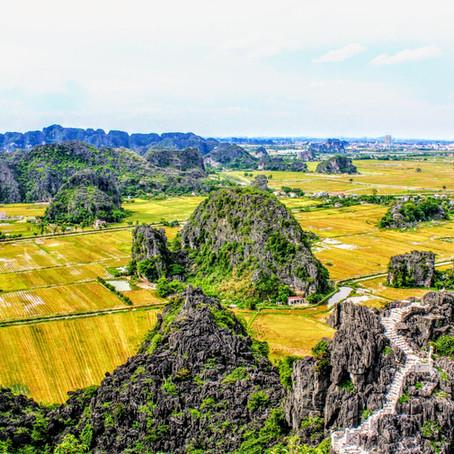 Reisroute: Vietnam in 3 weken!