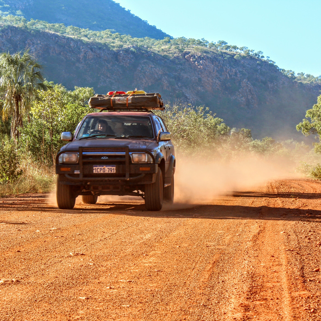 Kopje 1 (roadtrippen door de ruige outback)