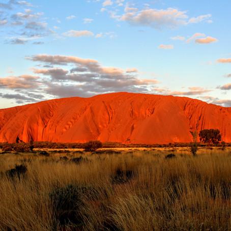Roadtrip door de Australische Outback: The Red Centre