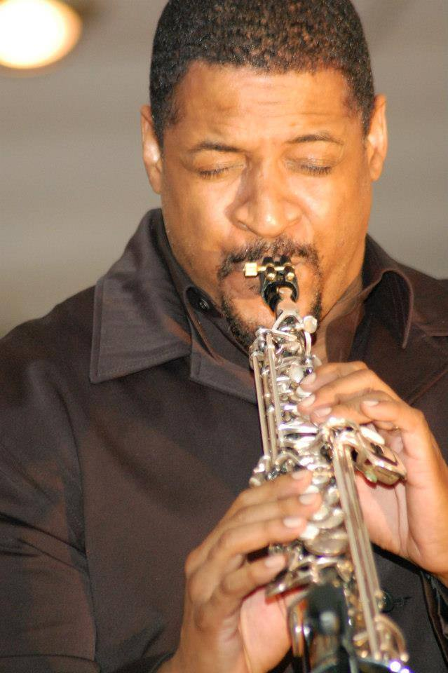 Rod Tate during live performance