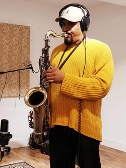 Rod In The Studio I