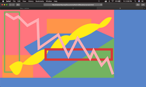 Abstract HTML Canvas