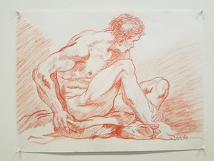 Franois Boucher Master Study