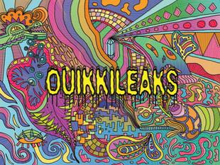 Ouikkileaks design