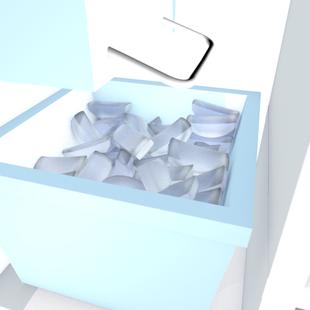 3D Model Ice Maker
