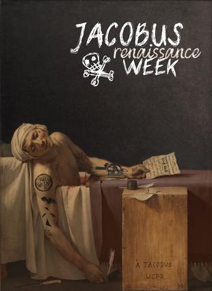 Jacobus Renaissance week poster