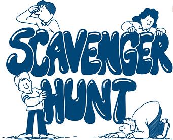 KBW Scavenger Hunt