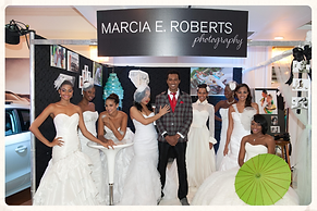 Marcia E Roberts @ Kingston Bridal Week