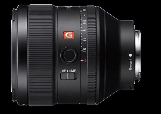 Sony 85mm F/1.4 GM Lens