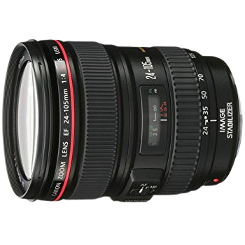 Canon 24-105mm F/4 IS EF Lens