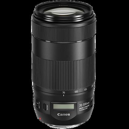 Canon 70-300mm F/4-5.6 IS USM EF Lens