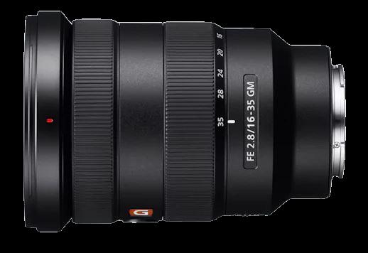 Sony 16-35mm F/2.8 GM Lens