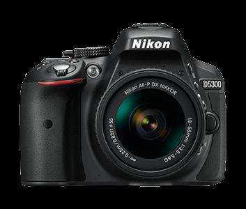 Nikon D5300 Combo