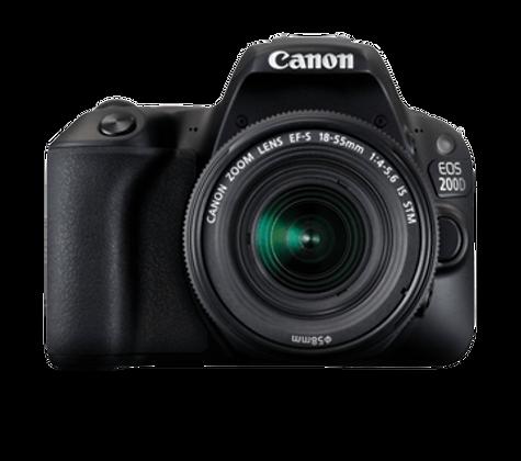 Canon 200D Combo