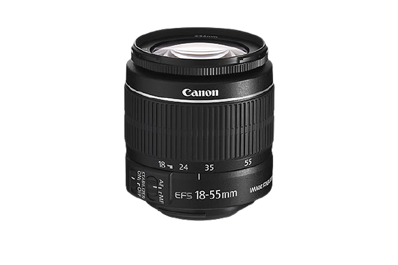 Canon 18-55mm F/3.5-5.6 EF-S Lens