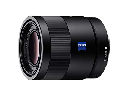 Sony 55mm F/1.8 Zeiss Lens