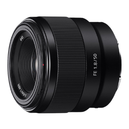 Sony 50mm F/1.8 Lens