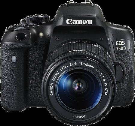 Canon 750D Combo