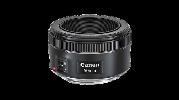 Canon 50mm F/1.8 EF Lens