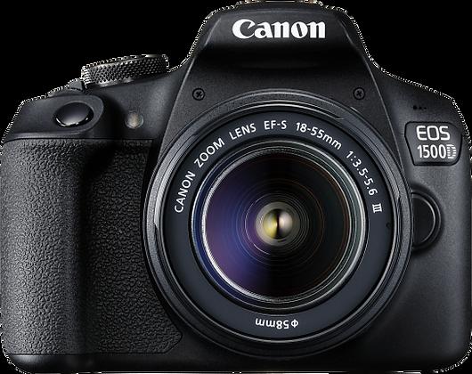 Canon 1500D Combo