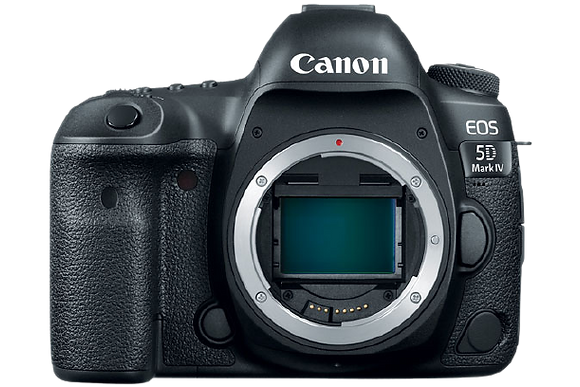 Canon 5D Mark IV Candid Combo