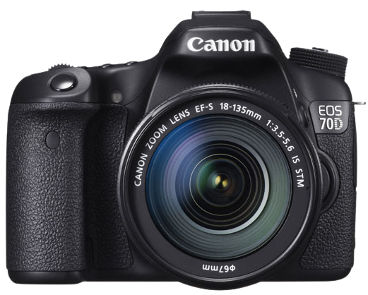 Canon 70D Combo