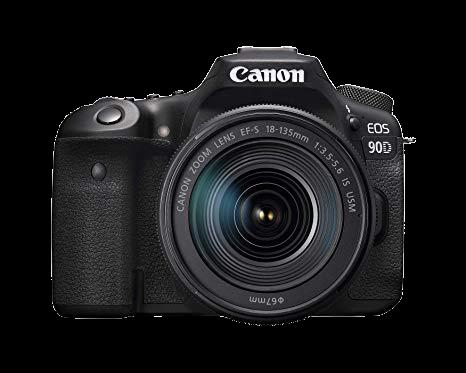 Canon 90D Combo