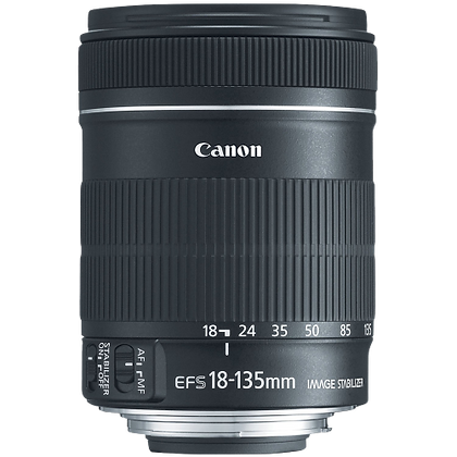 Canon 18-135mm F/3.5-5.6 IS USM EF-S Lens