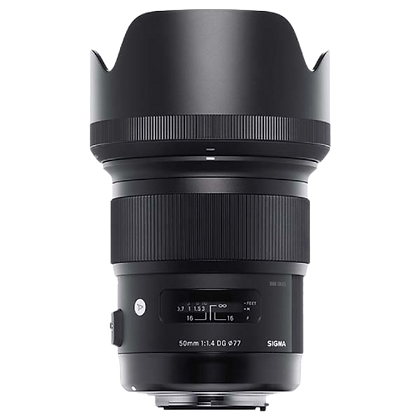 Sigma 50mm F/1.4 Art Lens for Canon