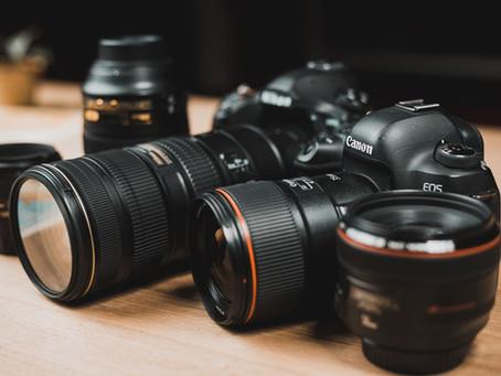Camera Settings Panoramas (Ideal Focus and Exposure Settings)